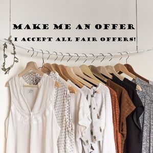 Other - Make me a Fair Offer! I will accept.